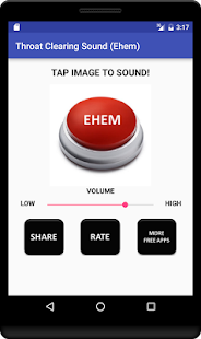 Throat Clearing Sound (Ehem) - náhled
