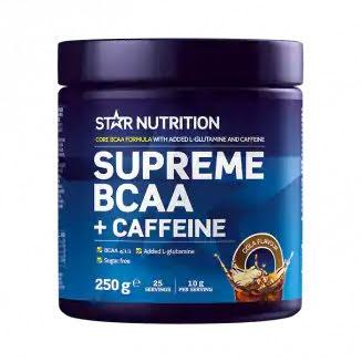 Star Nutrition Supreme BCAA 250 g - Cola