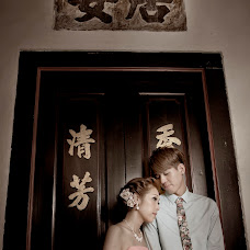 Wedding photographer ZQ Goh (goh). Photo of 15.02.2014
