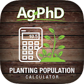 Ag PhD Planting Population Calculator