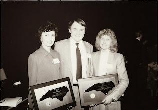 Photo: Bette Ford, Lyn Aubrecht, Judy Grissom