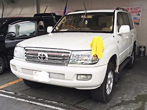 ランドクルーザー100  中期 ガソリンのカスタム事例画像 ばーたさんの2019年02月14日15:14の投稿