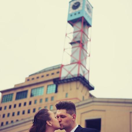 Wedding photographer Natalia Wydra (wydra). Photo of 02.09.2015