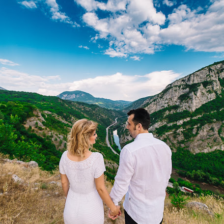 Wedding photographer Jovan Gojkovic (jovangojkovic). Photo of 21.06.2017