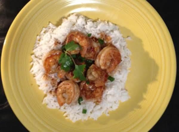 Hot Braised Shrimp Recipe