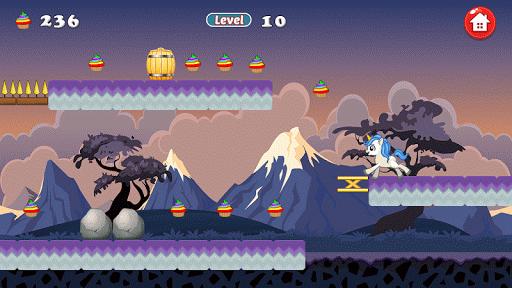 Unicorn Dash Attack: Unicorn Games apktram screenshots 6