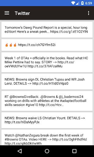 免費下載運動APP|BIG Cleveland Football ニュース app開箱文|APP開箱王
