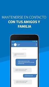 La aplicación Messenger 5