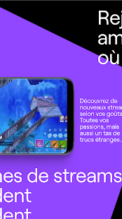 Twitch Capture d'écran