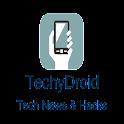 TechyDroid Tech News icon
