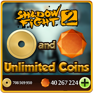 Gems for Shadow Fight 2 prank for PC