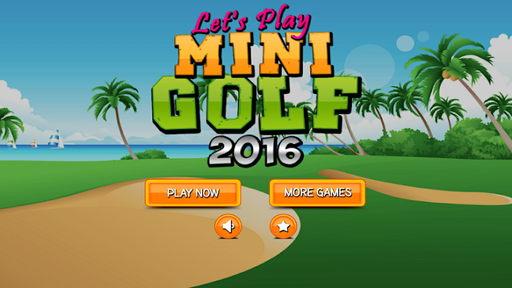 Lets Play Mini Golf 2016- screenshot thumbnail
