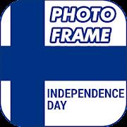 Finland Independence day 6 December photo frame