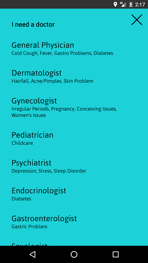 Doxtro - Your family doctor app to consult online- screenshot