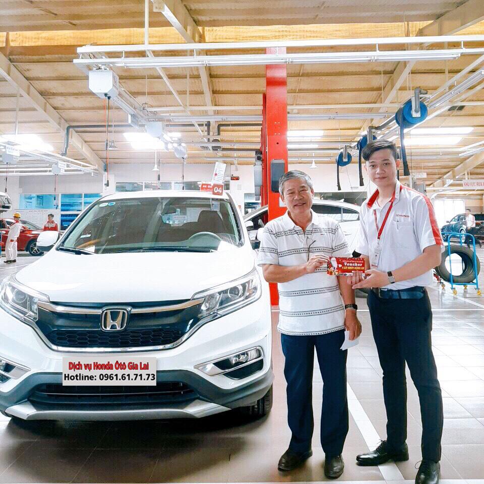 Dịch vụ Honda Ôtô Gia Lai – Pleiku tri ân khách hàng cuối năm  - Ảnh 3