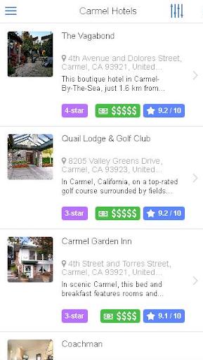 Carmel Hotels
