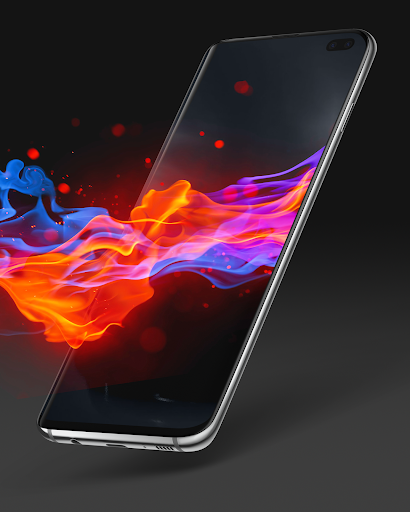 Live Wallpapers 4Κ & 3D/HD Backgrounds: GRUBL™ screenshot 1
