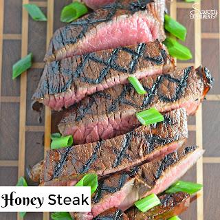 Honey Steak.