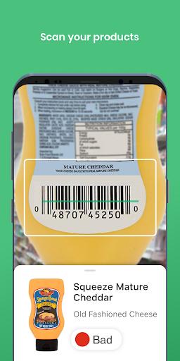 Yuka - food & cosmetic scan  screenshots 2
