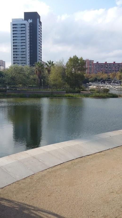 Foto Parque de Diagonal Mar 10