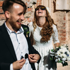 Wedding photographer Artem Vazhinskiy (Times). Photo of 28.09.2015