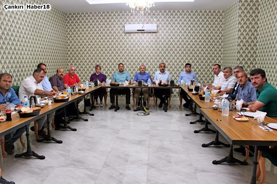 Çankırı Belediyesi,Çankırı,İsmail hakkı Esen,Çankırı mahalle muhtarları,