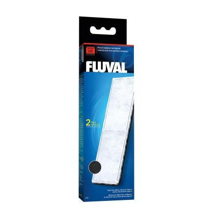 Kol/Polyester Filterpatron Fluval U3