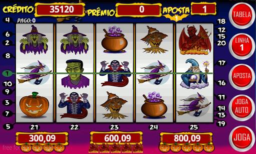 Halloween Roleta Caça Niquel 2.04 screenshots 1