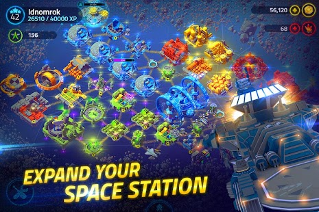 Merchants of Space: Galactic Outpost Strategy- screenshot thumbnail