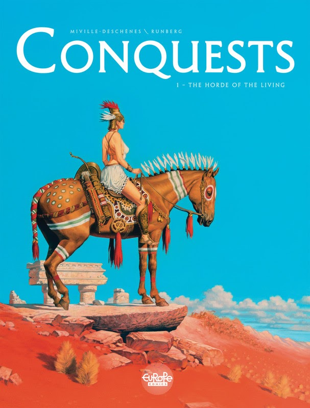 Conquests (2016) - complete