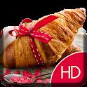 Chocolate Croissant Live WP icon