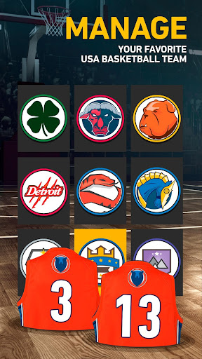 Basketball General Manager 2019 - Coach Game 5.10.000 androidappsheaven.com 2