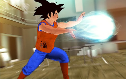 Goku Super Saiyan Dragon Ninja- screenshot thumbnail