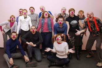 Photo: Школа клоунов