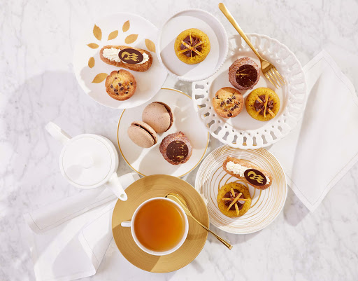 afternoon-tea-princess.jpg - Enjoy afternoon tea with complimentary chocolates on your Princess cruise.
