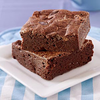 Brownies, One Bowl (Better for You)
