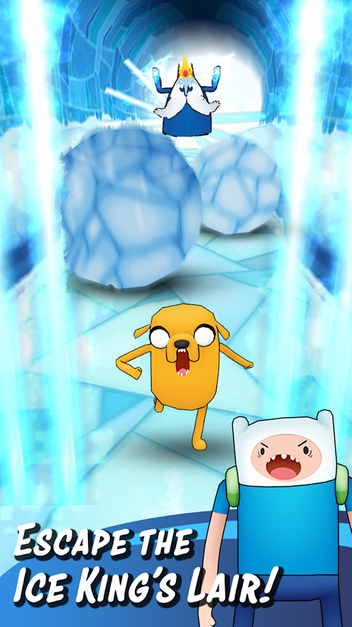 Adventure Time Run- screenshot