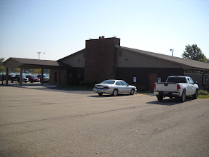 Photo: Choctaw Lake's Lodge, site of the Fall 2010 OLCA Meeting