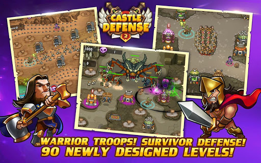 Castle Defense 2 Screenshots 13