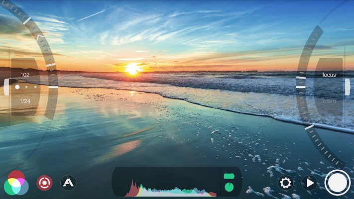 FiLMiC Pro Screenshot Image