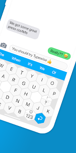 Typewise Keyboard – Big Keys, Privacy, Swipe App Download for Android and iPhone 2
