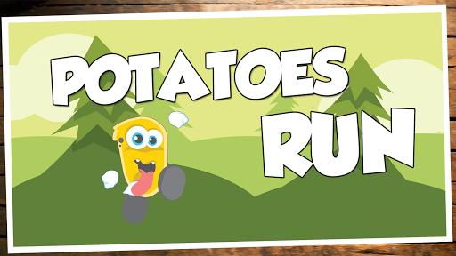 Potatoes Run
