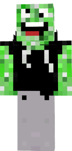 Derp Creeper Nova Skin