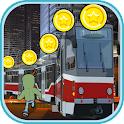 Stockholm Subway Surf Game 3D! icon