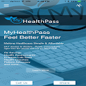 MyHealthPass icon