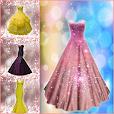 Evening Gown Dress Changer