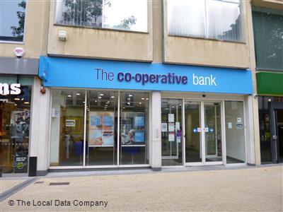 Coop Bank Bristol