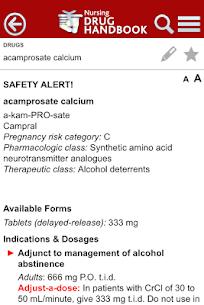 Nursing Drug Handbook 2