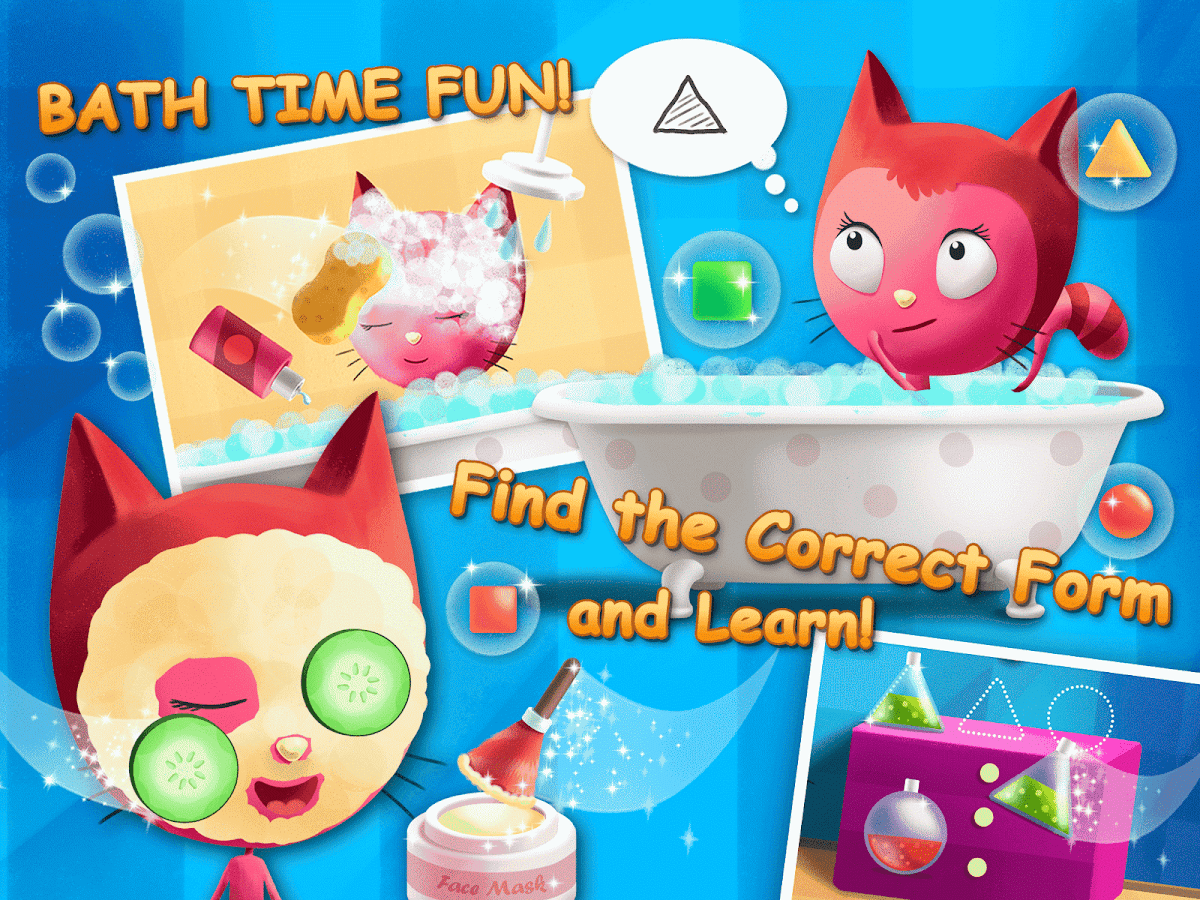 Miss Preschool Math World- screenshot