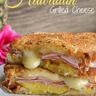 Hawaiian Grilled Cheese.